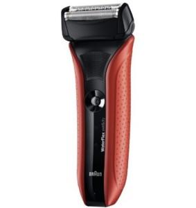 Afeitadora-Braun-Waterflex-wf2s-Roja