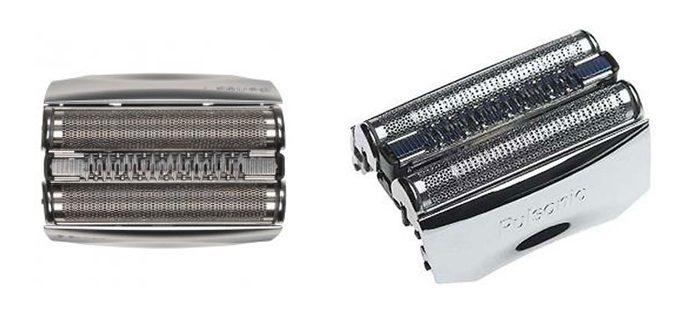 Láminas afeitadoras Braun