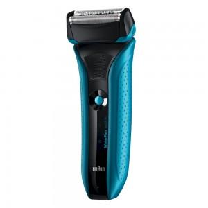 Afaitadora-Braun-Waterflex-wf2s-Azul