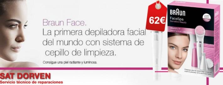 Braun Face